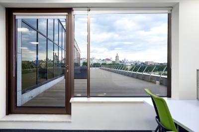 Интерьерная фотосъемка балкона