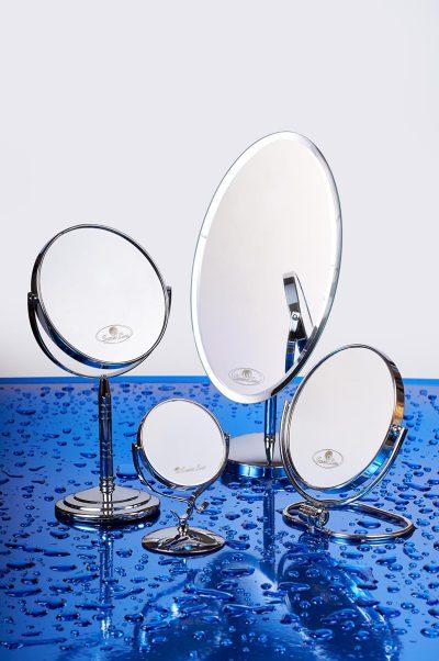 Имиджевая фотография, косметические средства, зеркала