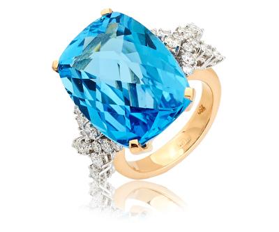 Предметная фотосъемка ювелирных украшений для каталога кольцо